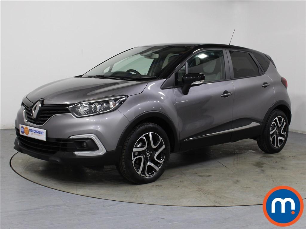 Renault Captur Iconic - Stock Number 1052333 Passenger side front corner