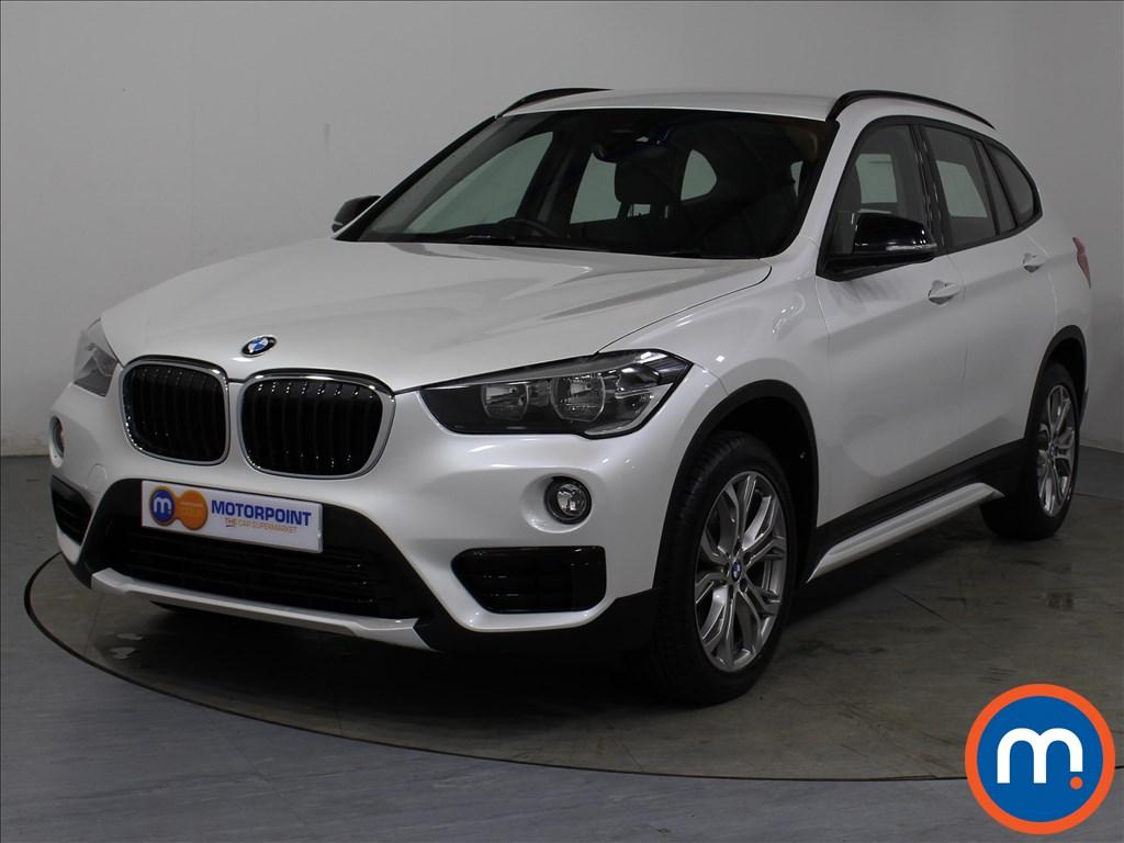 BMW X1 Sport - Stock Number 1045166 Passenger side front corner