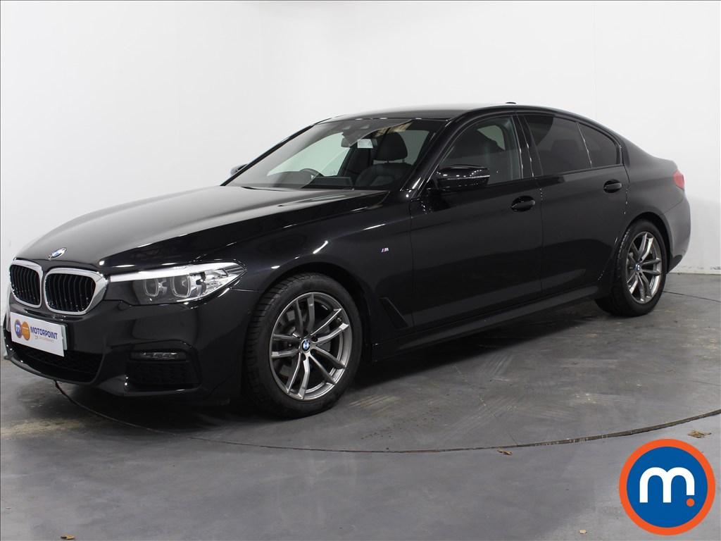 BMW 5 Series M Sport - Stock Number 1058276 Passenger side front corner