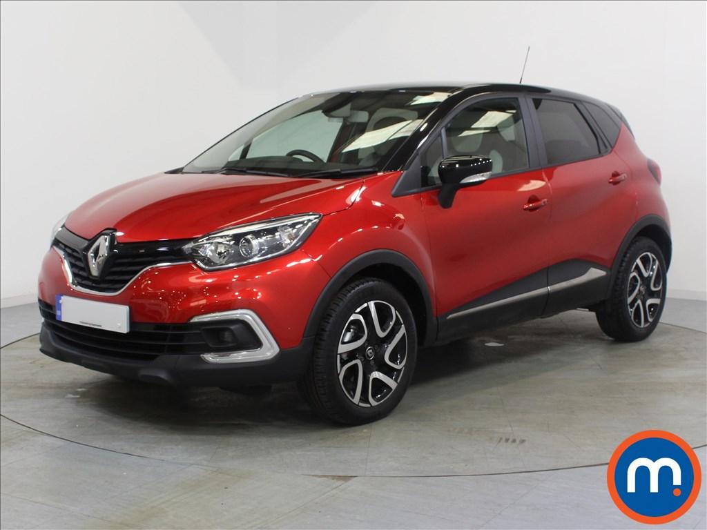 Renault Captur Iconic - Stock Number 1052304 Passenger side front corner