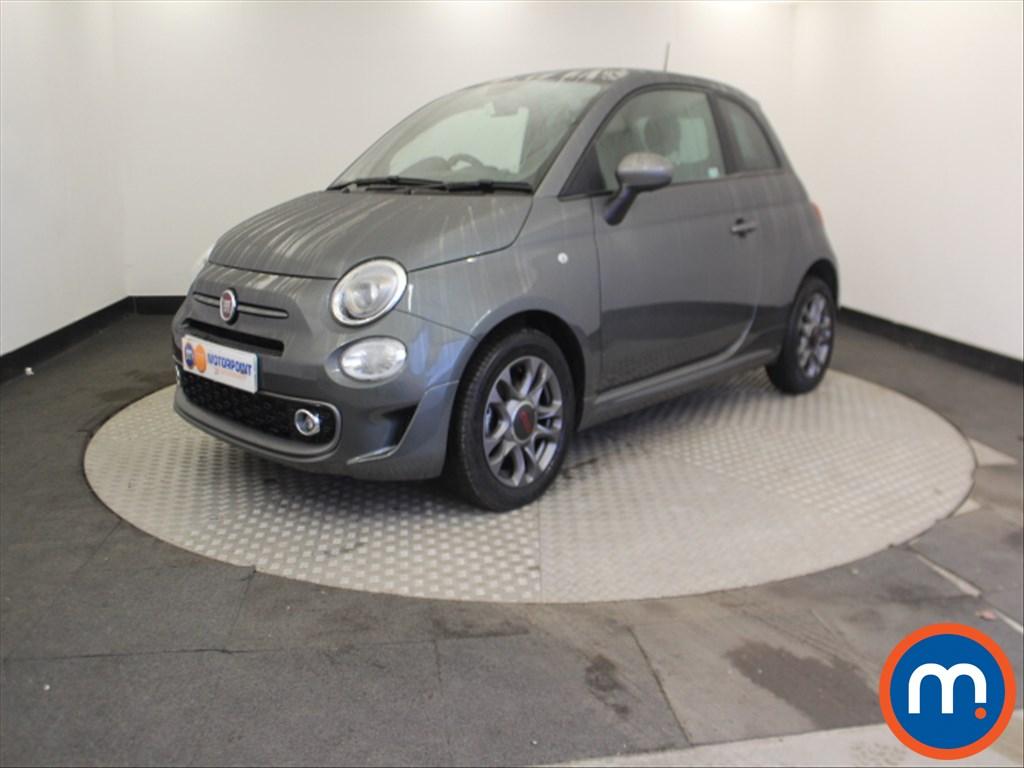Fiat 500 S - Stock Number 1053814 Passenger side front corner