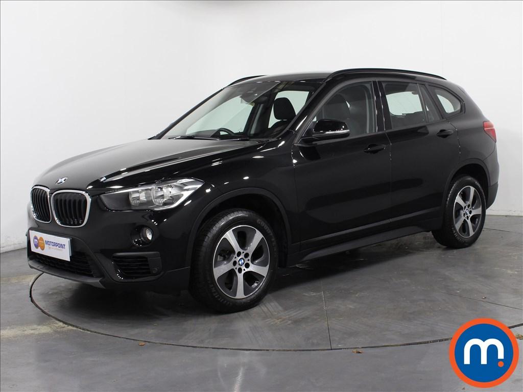 BMW X1 SE - Stock Number 1054512 Passenger side front corner