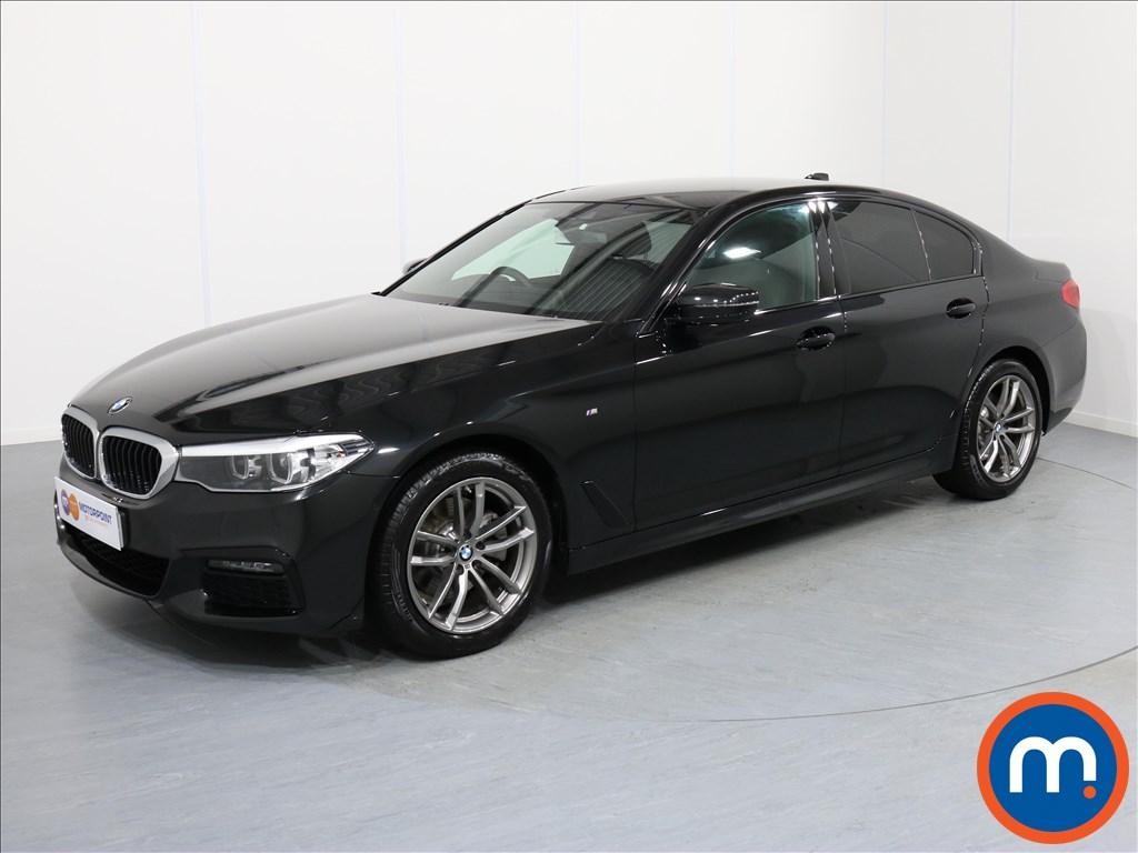 BMW 5 Series M Sport - Stock Number 1059223 Passenger side front corner