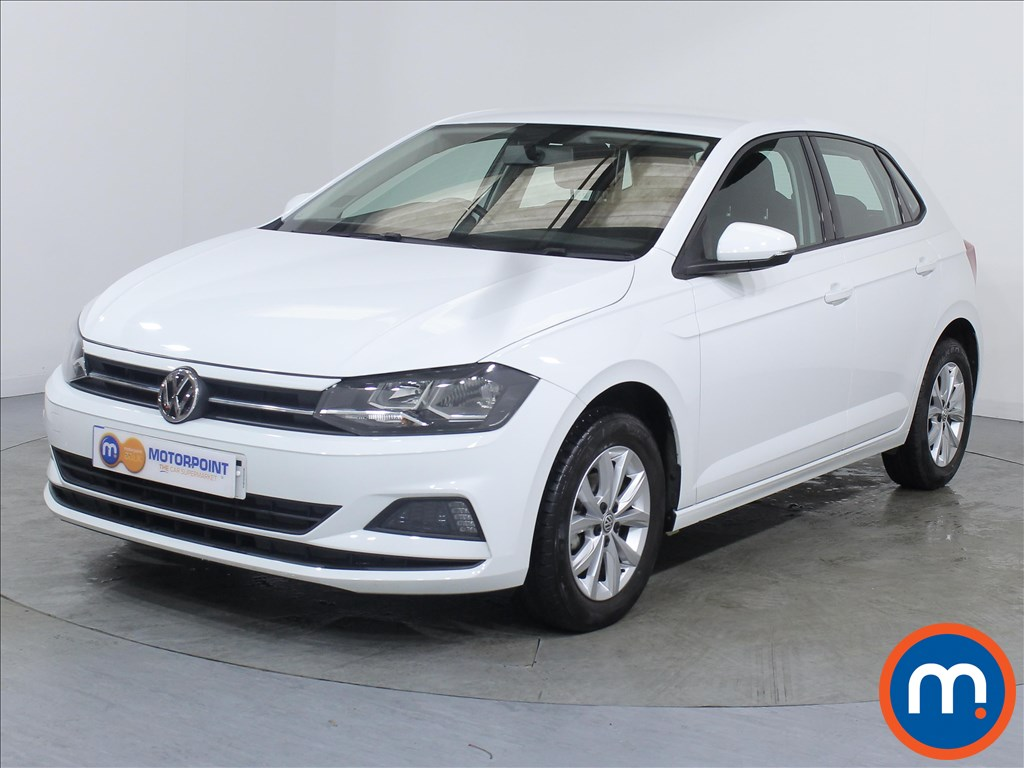 Volkswagen Polo SE - Stock Number 1059150 Passenger side front corner