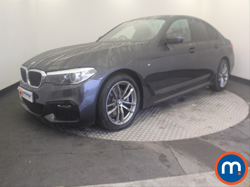 BMW 5 Series M Sport - Stock Number 1059227 Passenger side front corner