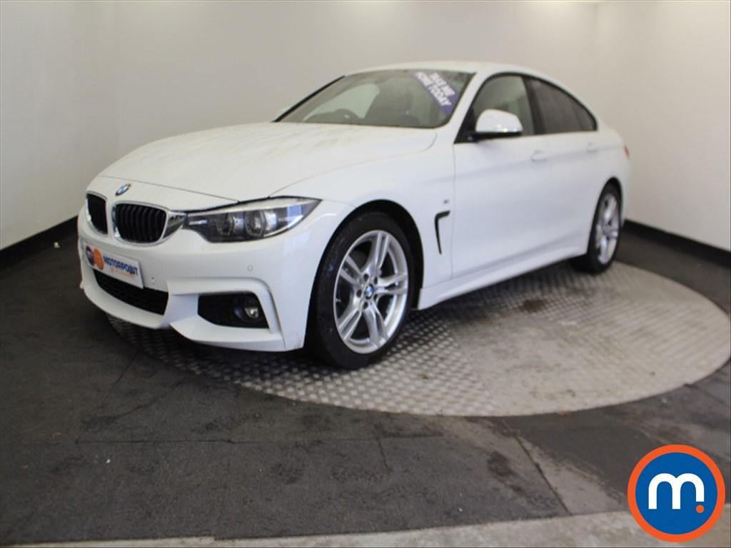 BMW 4 Series M Sport - Stock Number 1057361 Passenger side front corner