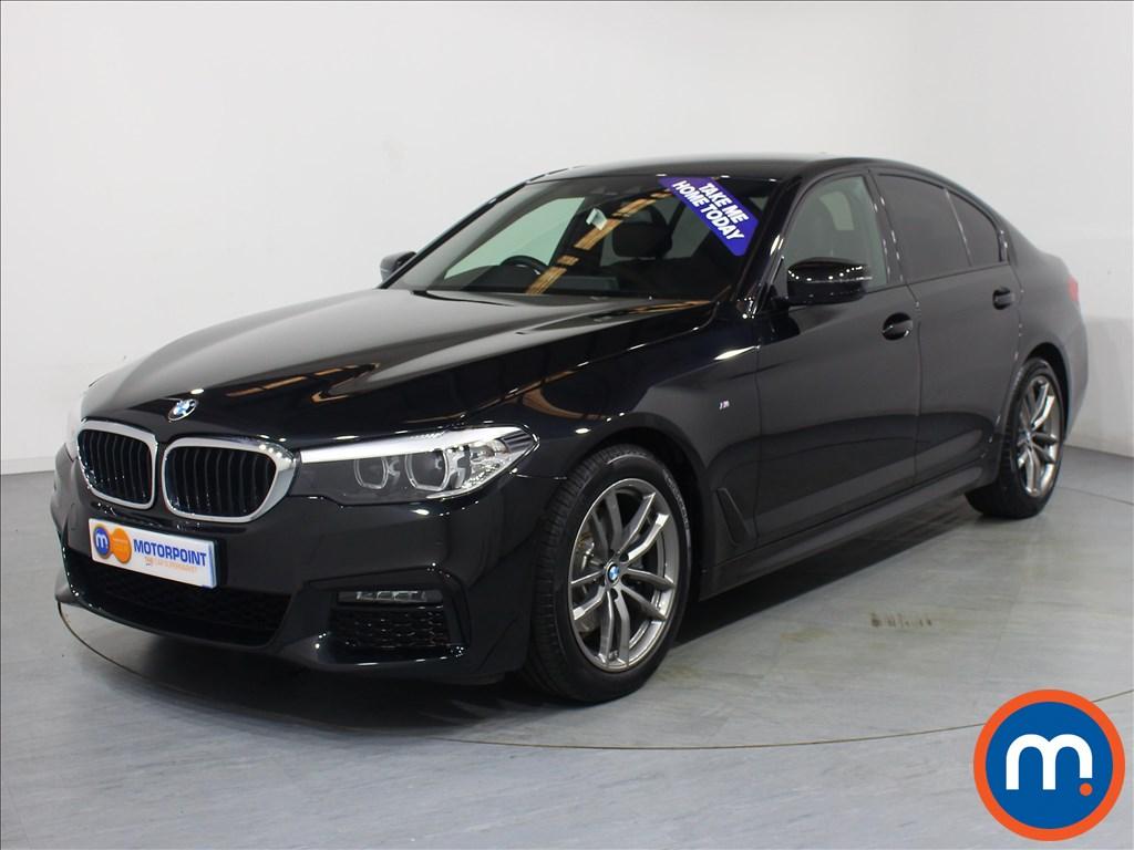 BMW 5 Series M Sport - Stock Number 1058280 Passenger side front corner