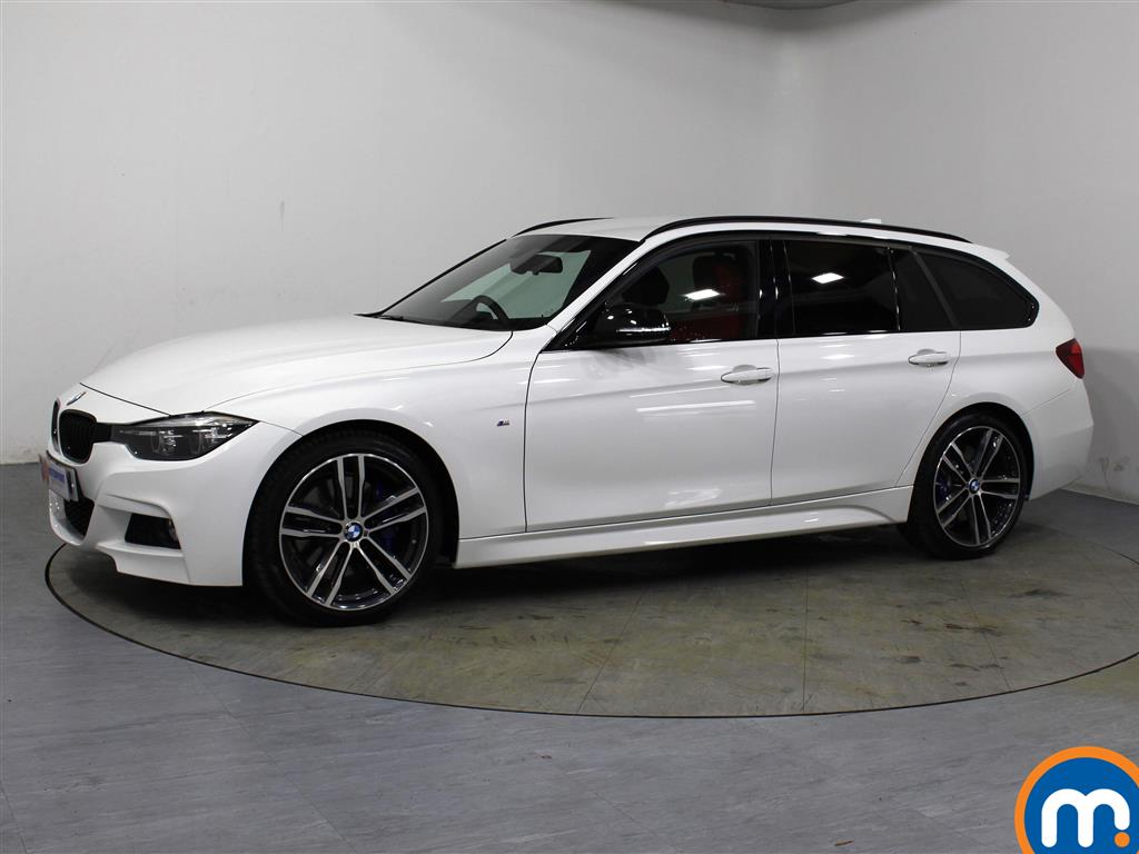 BMW 3 Series M Sport Shadow Edition - Stock Number 1057698 Passenger side front corner