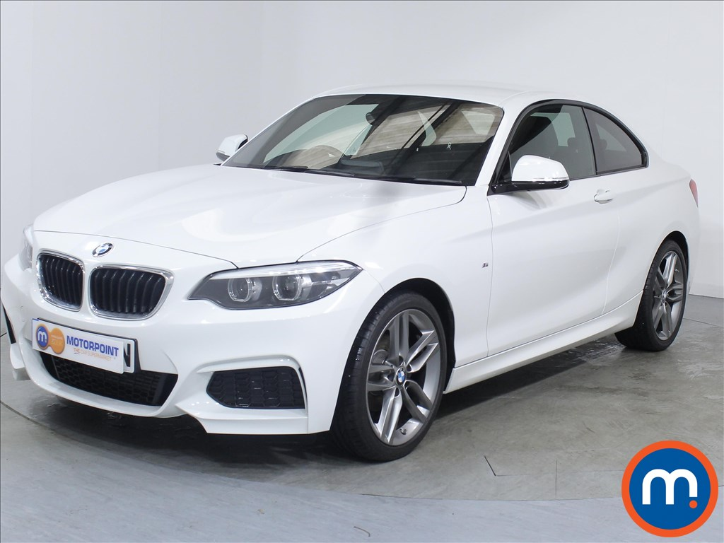 BMW 2 Series M Sport - Stock Number 1059906 Passenger side front corner