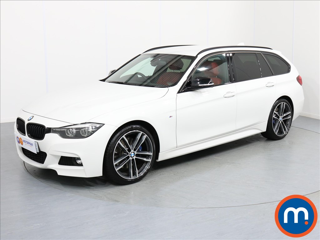 BMW 3 Series M Sport Shadow Edition - Stock Number 1058245 Passenger side front corner