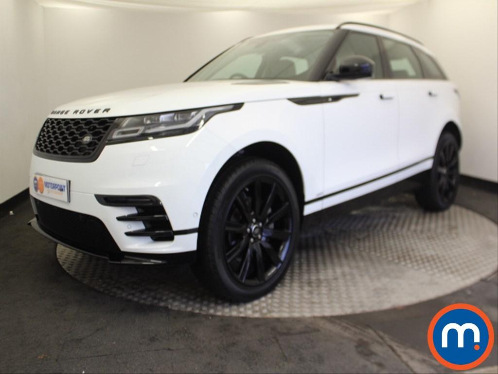 Land Rover Range Rover Velar R-Dynamic HSE - Stock Number 1060334 Passenger side front corner