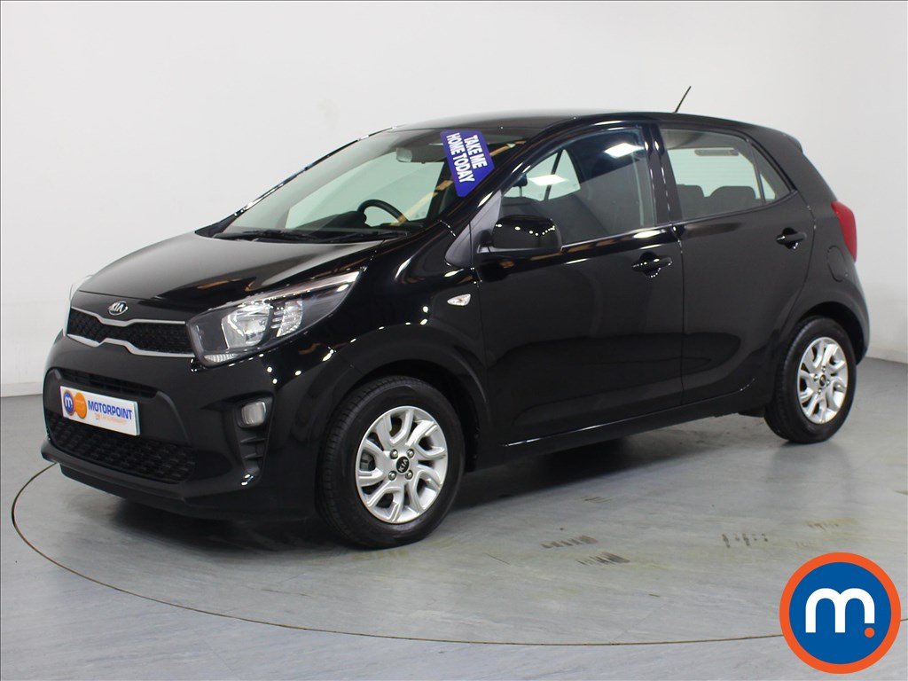KIA Picanto 2 - Stock Number 1059188 Passenger side front corner