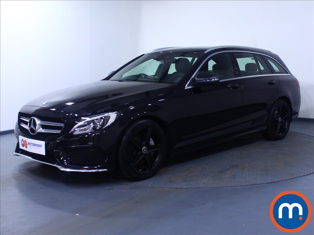 Mercedes-Benz C Class Nightfall Edition - Stock Number 1059459 Passenger side front corner