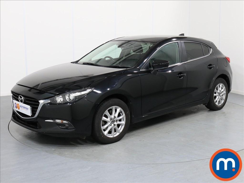 Mazda 3 SE-L Nav - Stock Number 1059522 Passenger side front corner