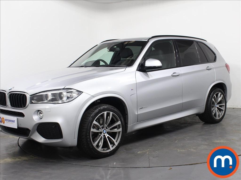 BMW X5 M Sport - Stock Number 1056187 Passenger side front corner