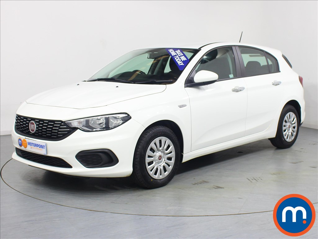 Fiat Tipo Easy - Stock Number 1059876 Passenger side front corner