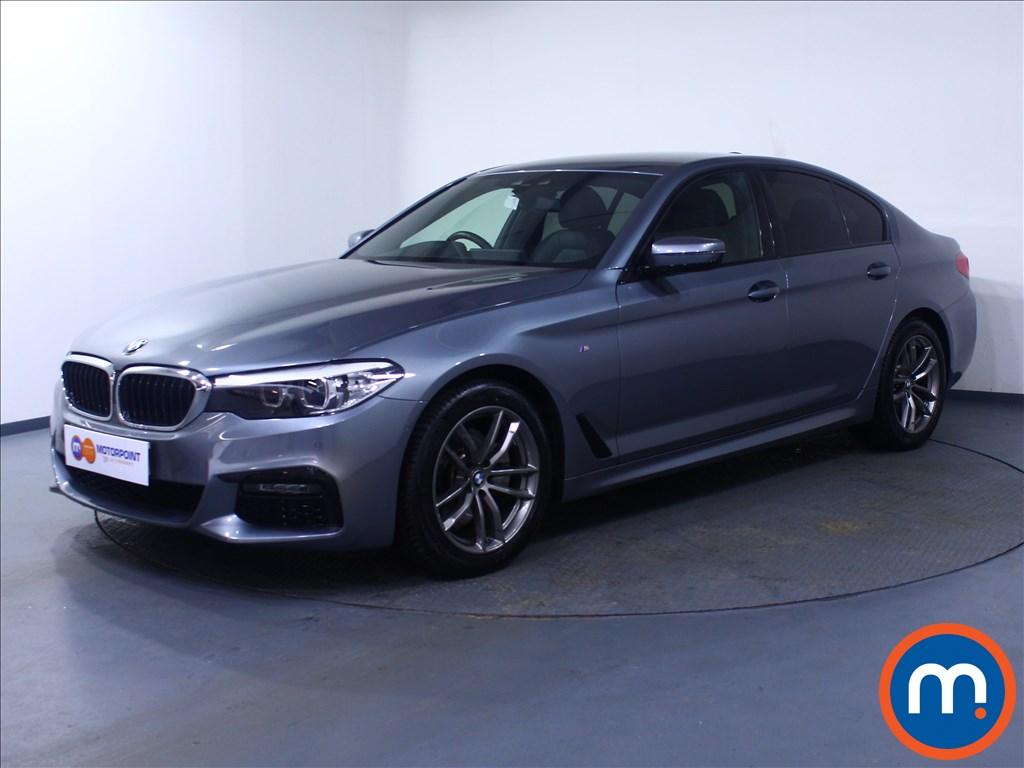 BMW 5 Series M Sport - Stock Number 1059232 Passenger side front corner