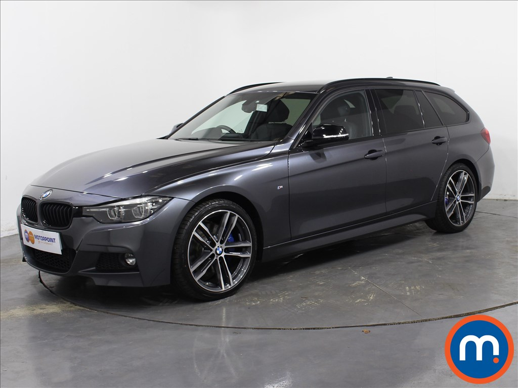 BMW 3 Series M Sport Shadow Edition - Stock Number 1057677 Passenger side front corner