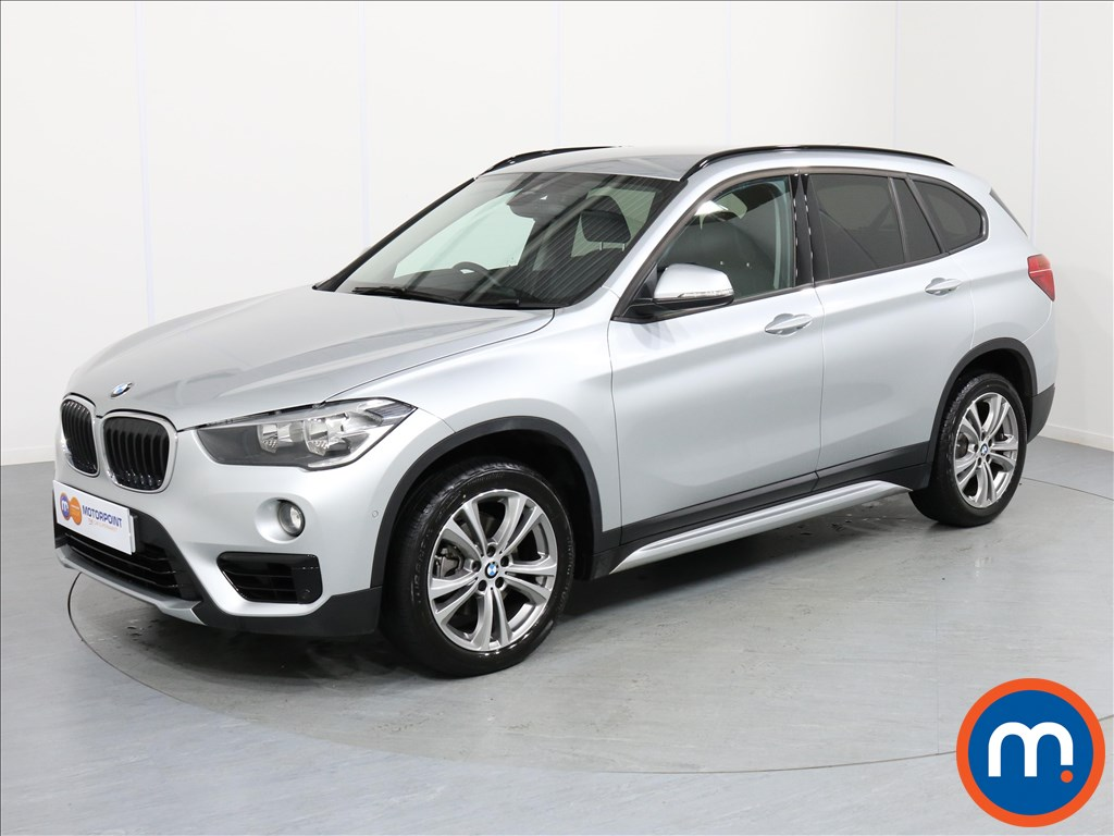 BMW X1 Sport - Stock Number 1053945 Passenger side front corner