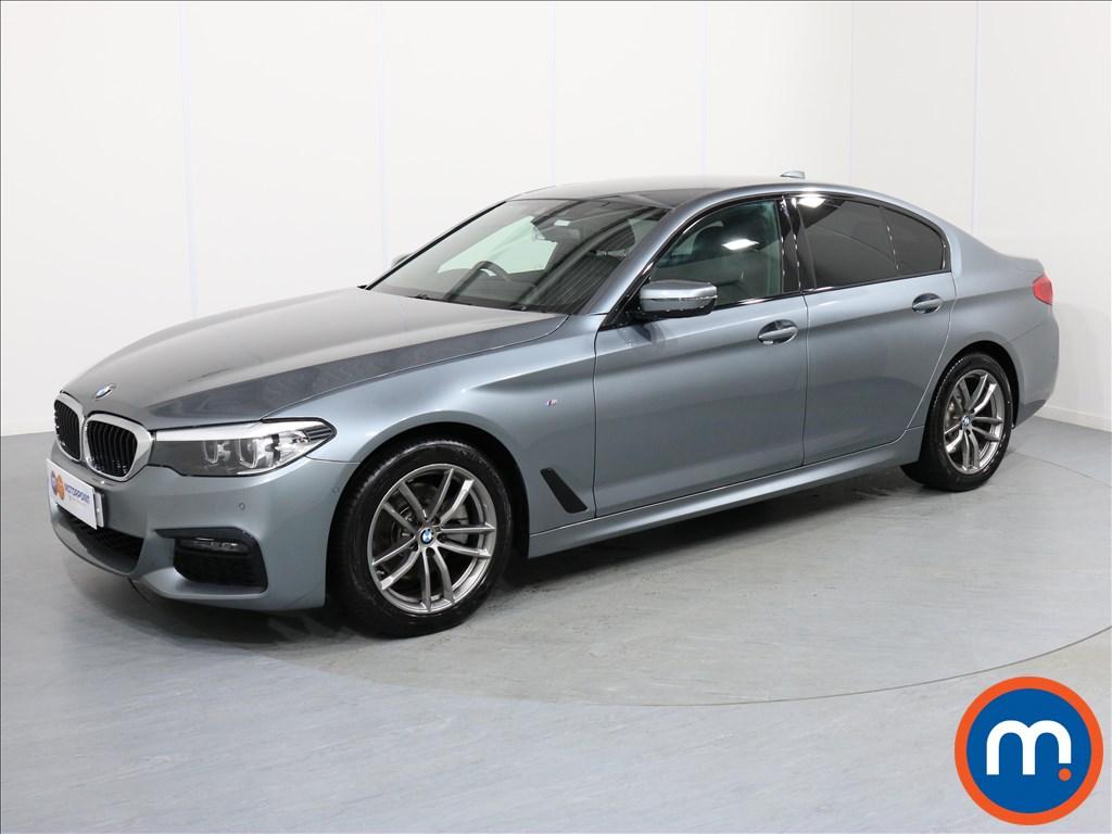 BMW 5 Series M Sport - Stock Number 1058283 Passenger side front corner