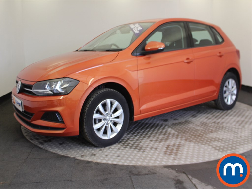 Volkswagen Polo SE - Stock Number 1058184 Passenger side front corner