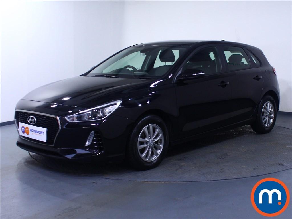 Hyundai I30 S - Stock Number 1054668 Passenger side front corner