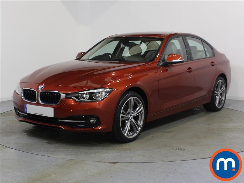 BMW 3 Series Sport - Stock Number 1059833 Passenger side front corner