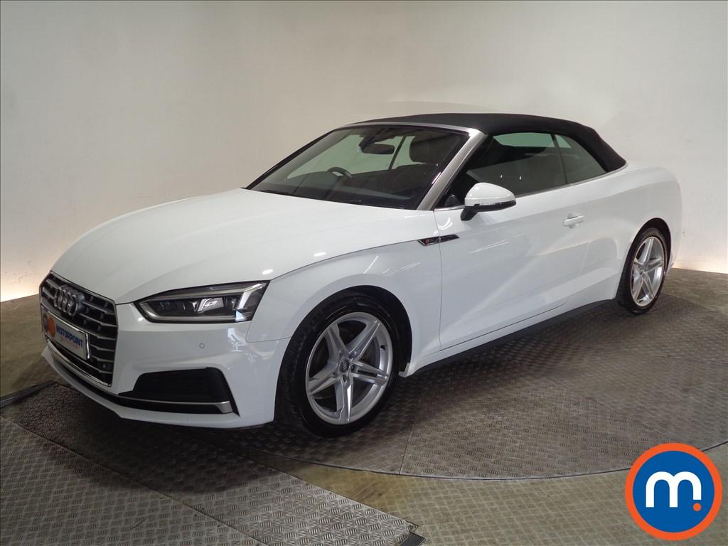 Audi A5 S Line - Stock Number 1059515 Passenger side front corner