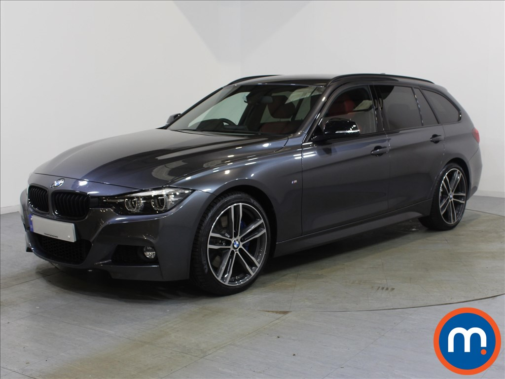BMW 3 Series M Sport Shadow Edition - Stock Number 1058526 Passenger side front corner