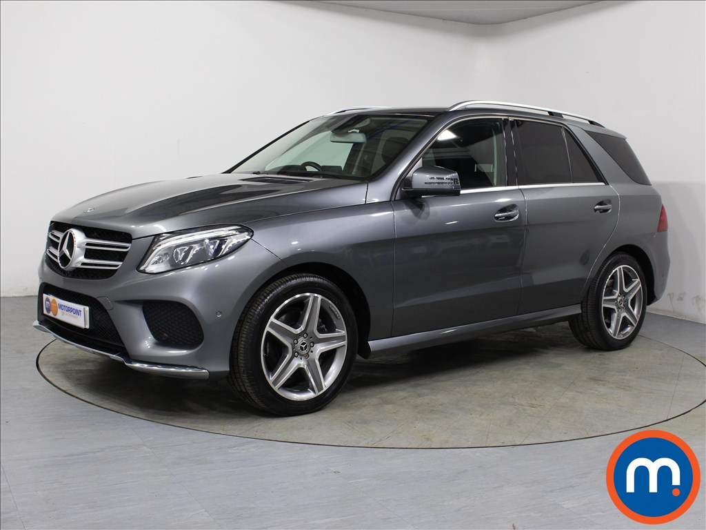 Mercedes-Benz GLE AMG Line - Stock Number 1058643 Passenger side front corner
