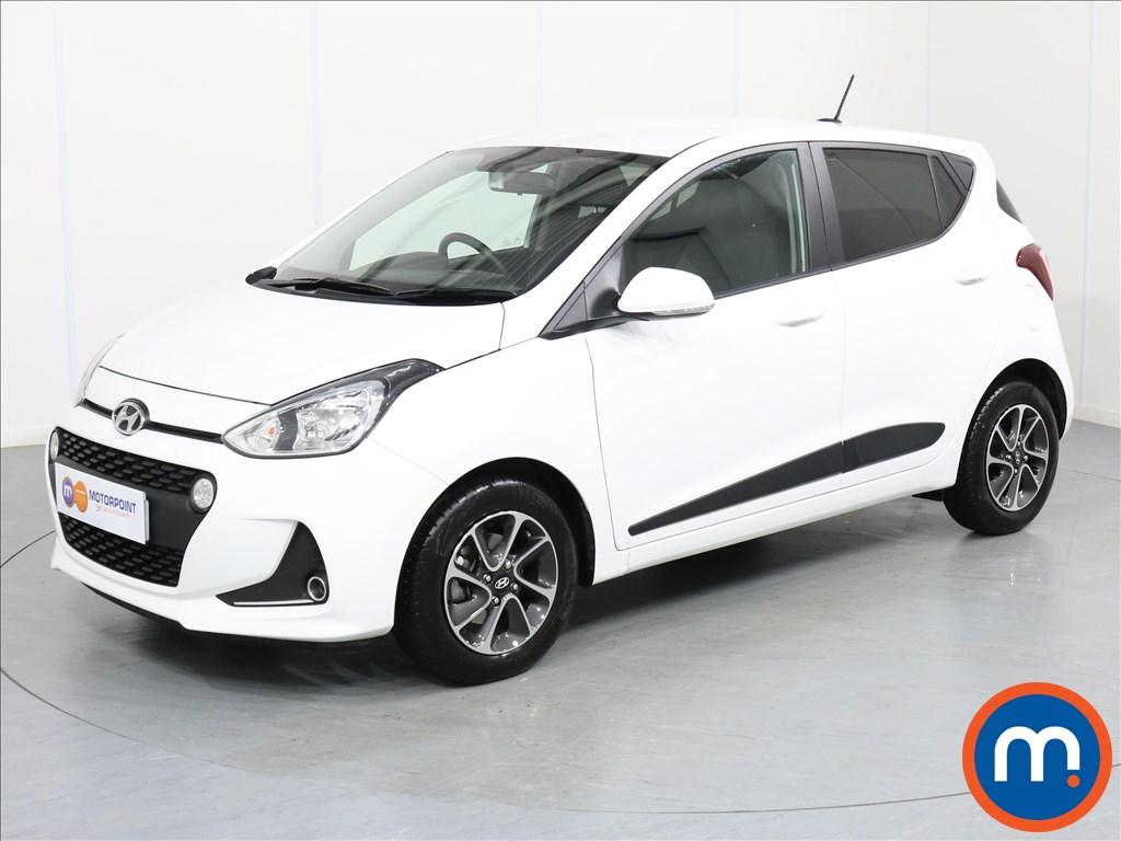 Hyundai I10 Premium - Stock Number 1060296 Passenger side front corner