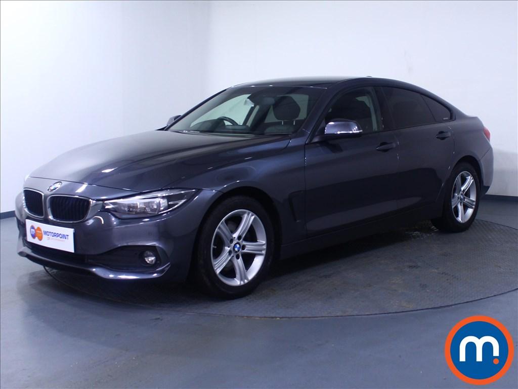 BMW 4 Series SE - Stock Number 1060226 Passenger side front corner