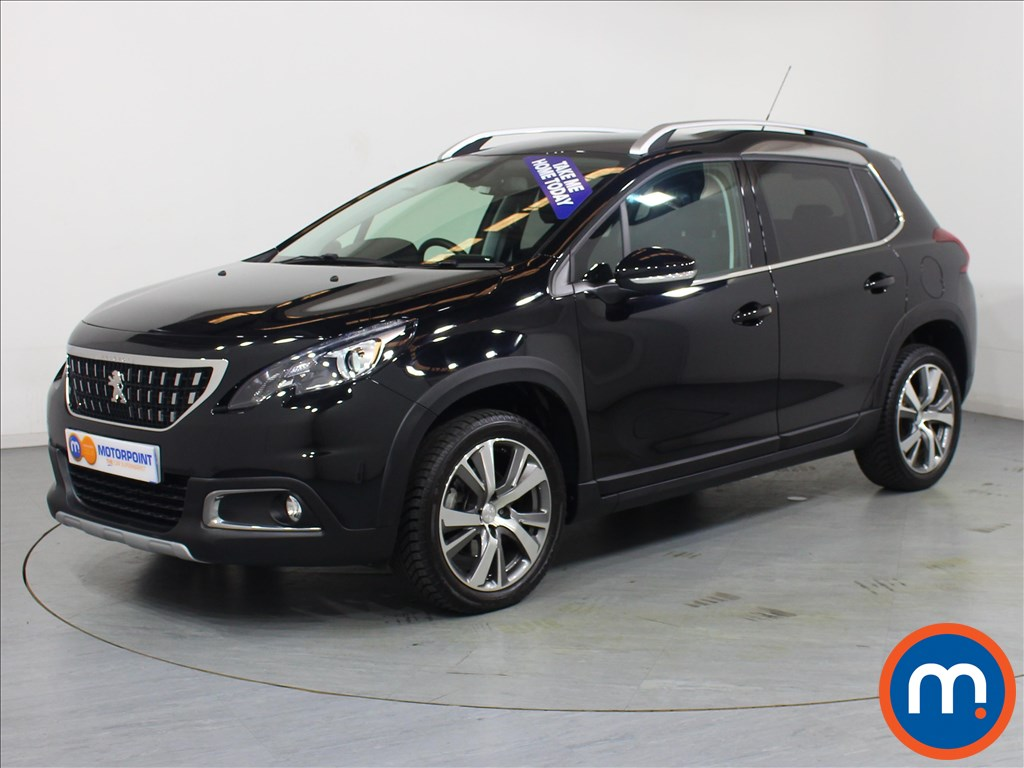 Peugeot 2008 Allure - Stock Number 1059159 Passenger side front corner