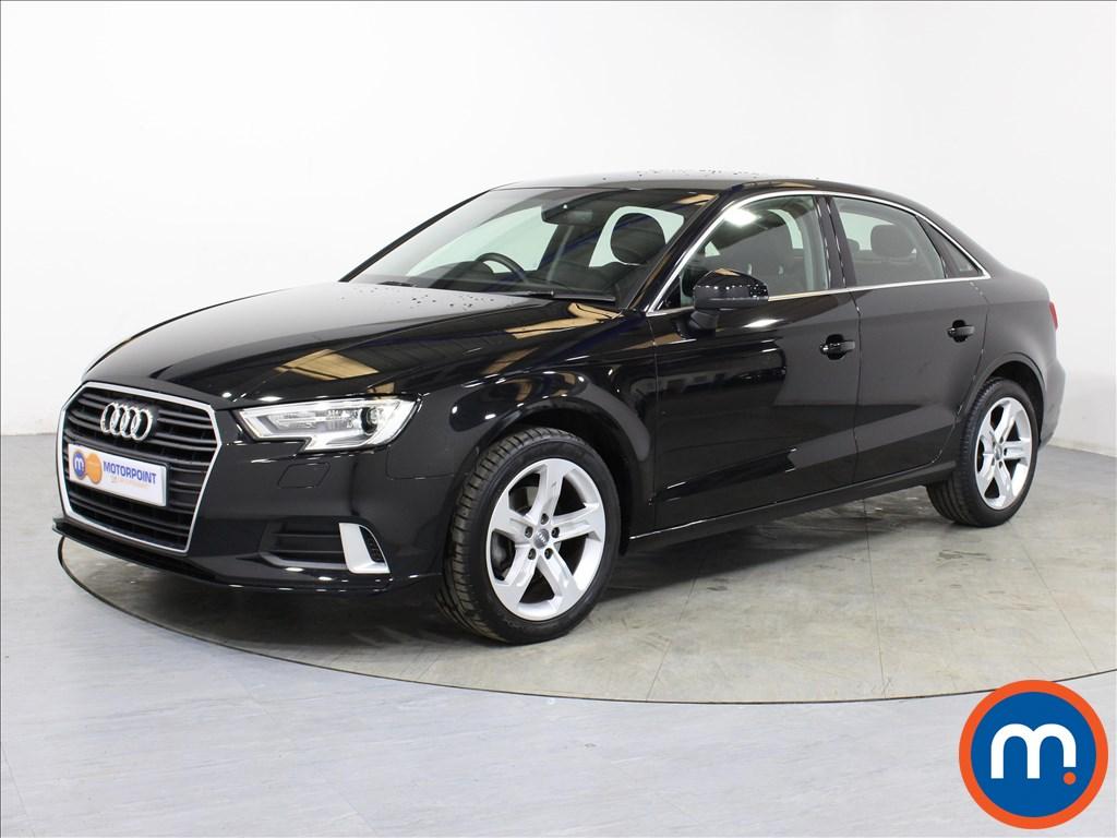 Audi A3 Sport - Stock Number 1057673 Passenger side front corner