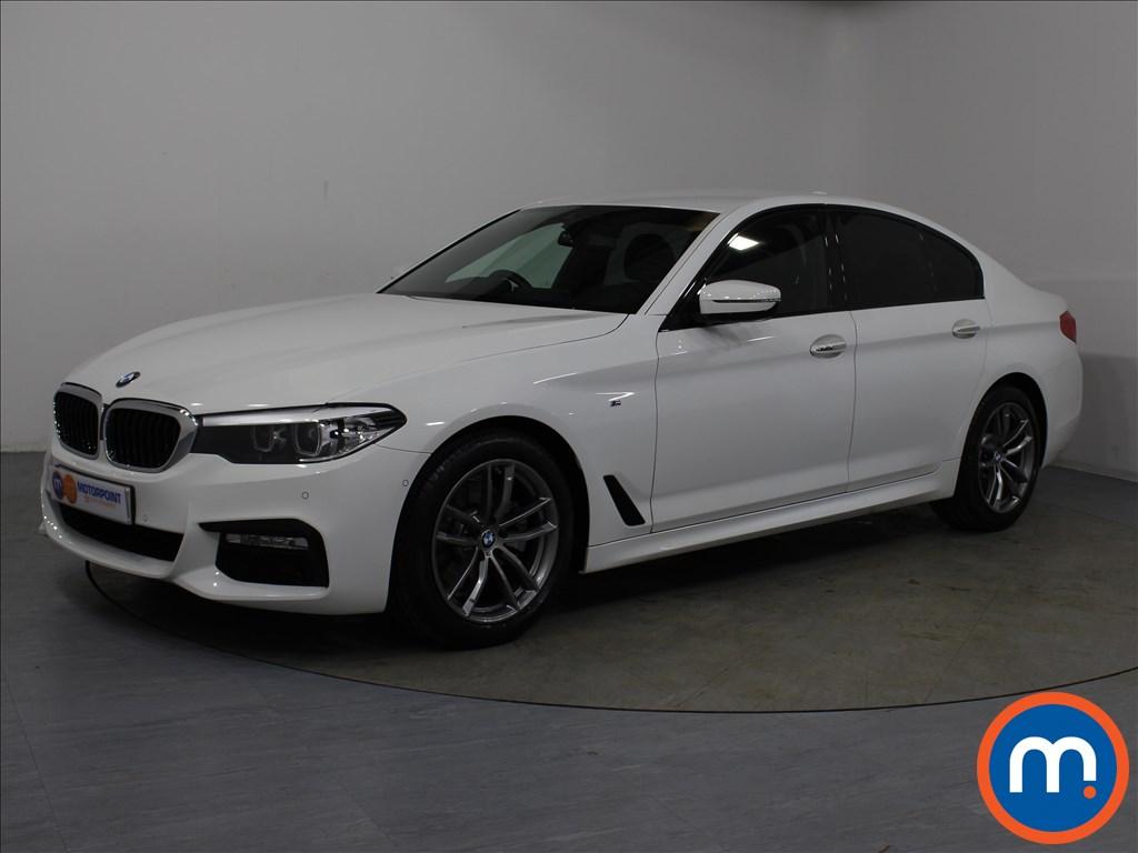BMW 5 Series M Sport - Stock Number 1059259 Passenger side front corner