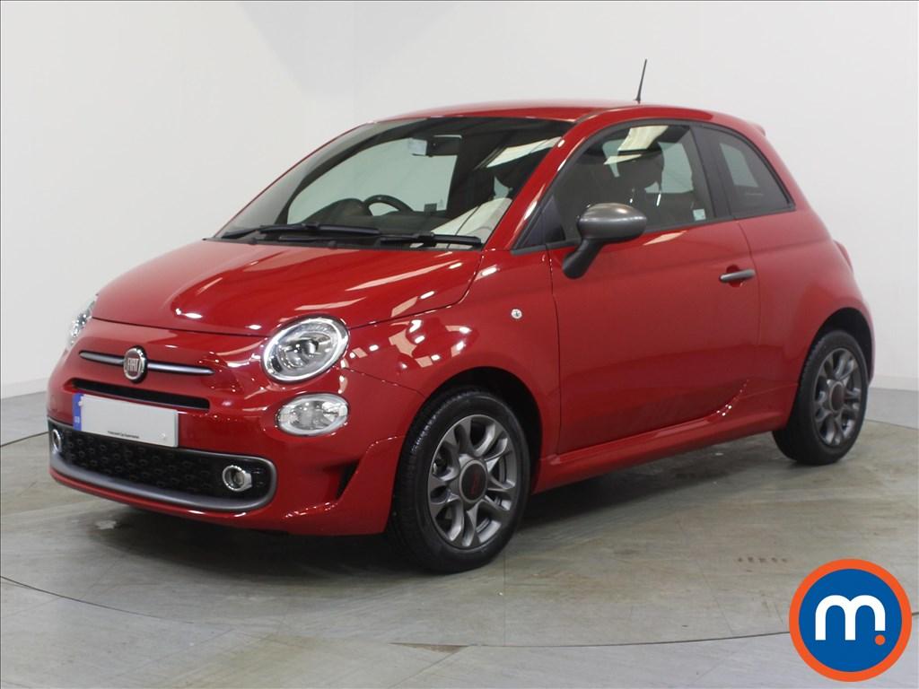 Fiat 500 S - Stock Number 1057504 Passenger side front corner