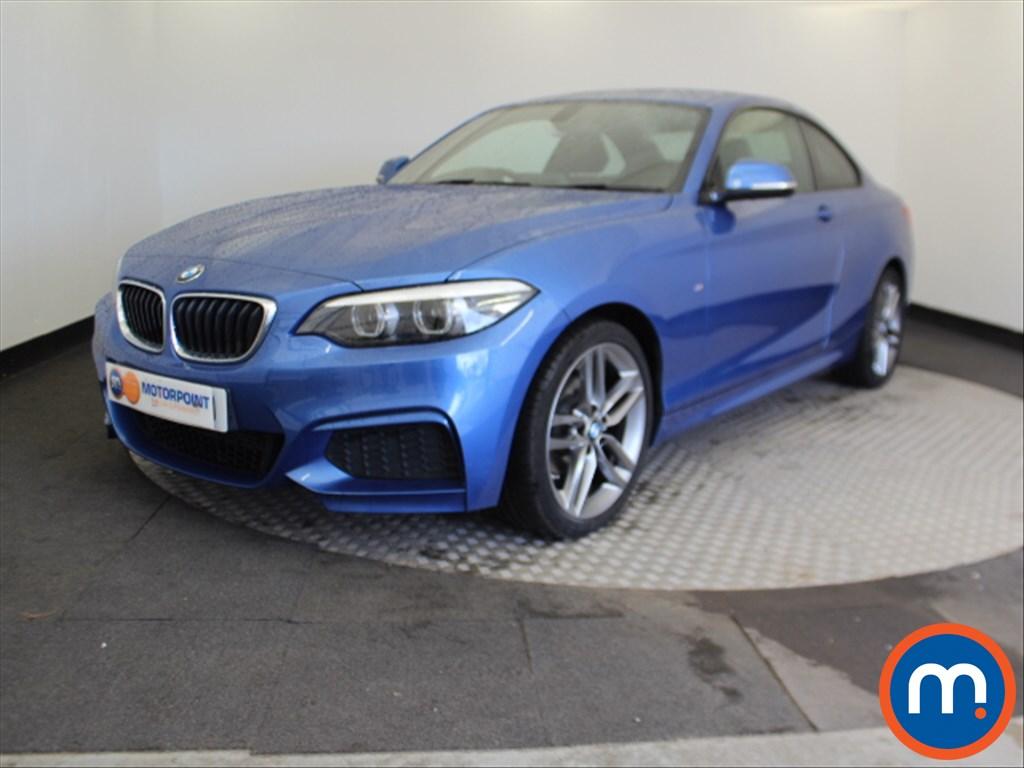 BMW 2 Series M Sport - Stock Number 1060322 Passenger side front corner