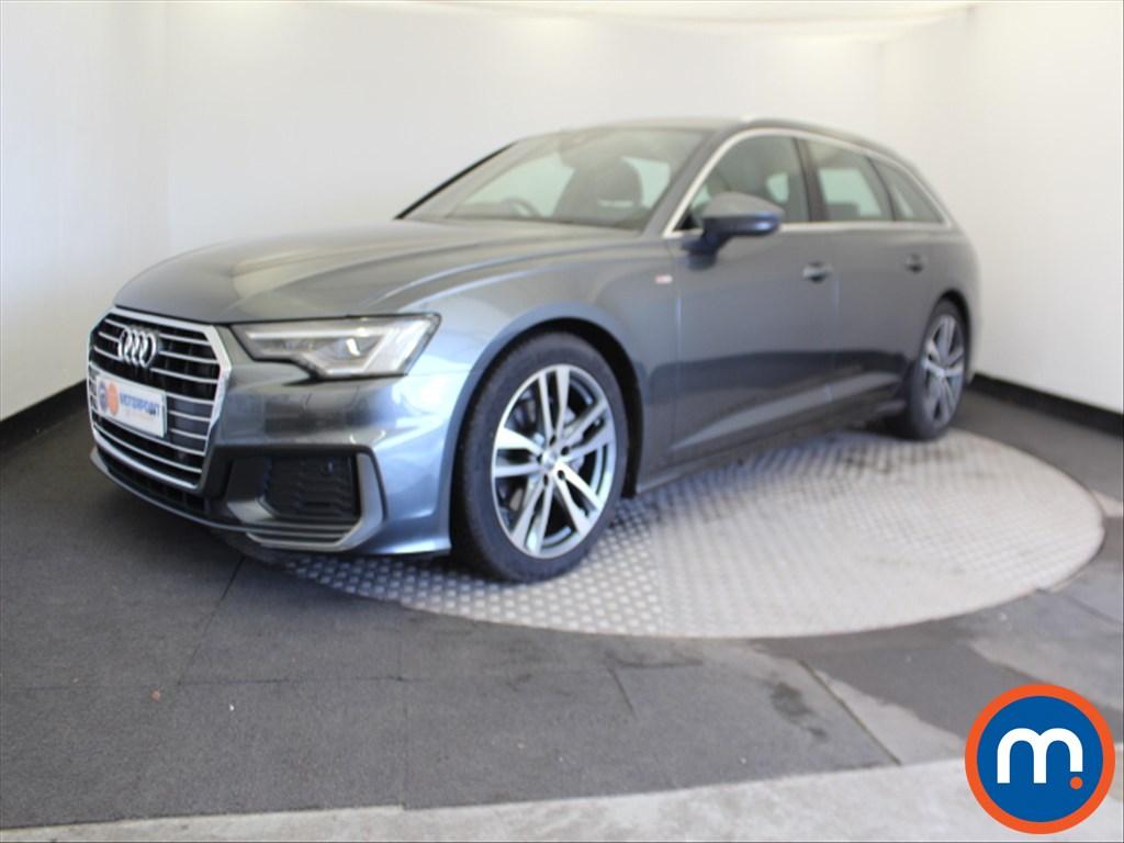 Audi A6 S Line - Stock Number 1059464 Passenger side front corner