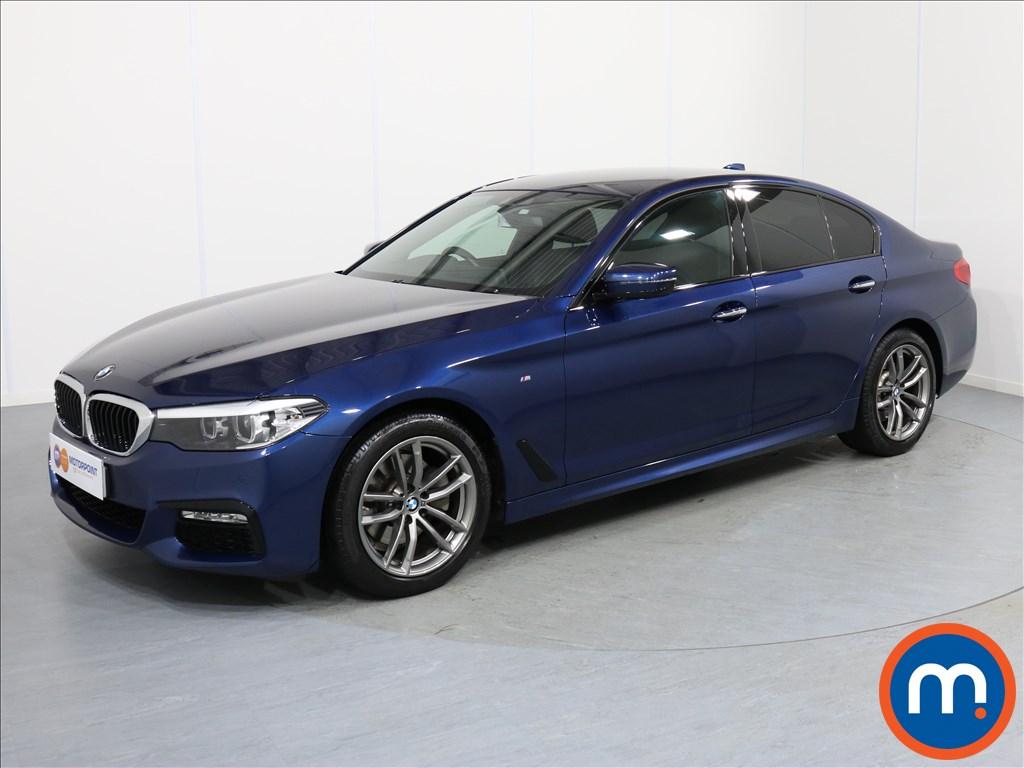 BMW 5 Series M Sport - Stock Number 1060420 Passenger side front corner