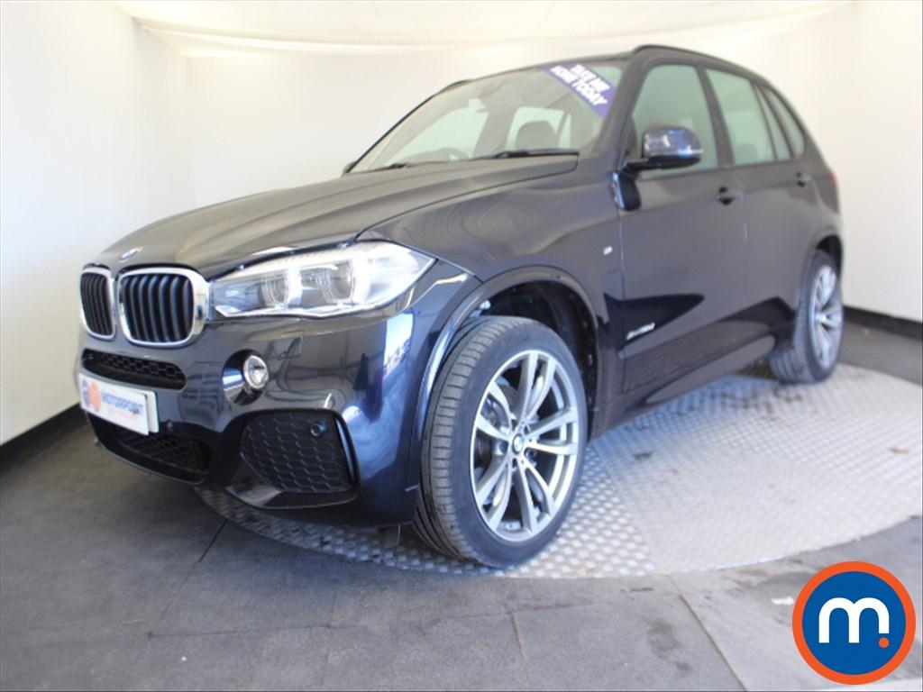 BMW X5 M Sport - Stock Number 1056313 Passenger side front corner