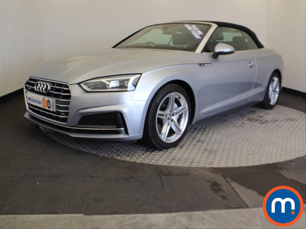 Audi A5 S Line - Stock Number 1059361 Passenger side front corner