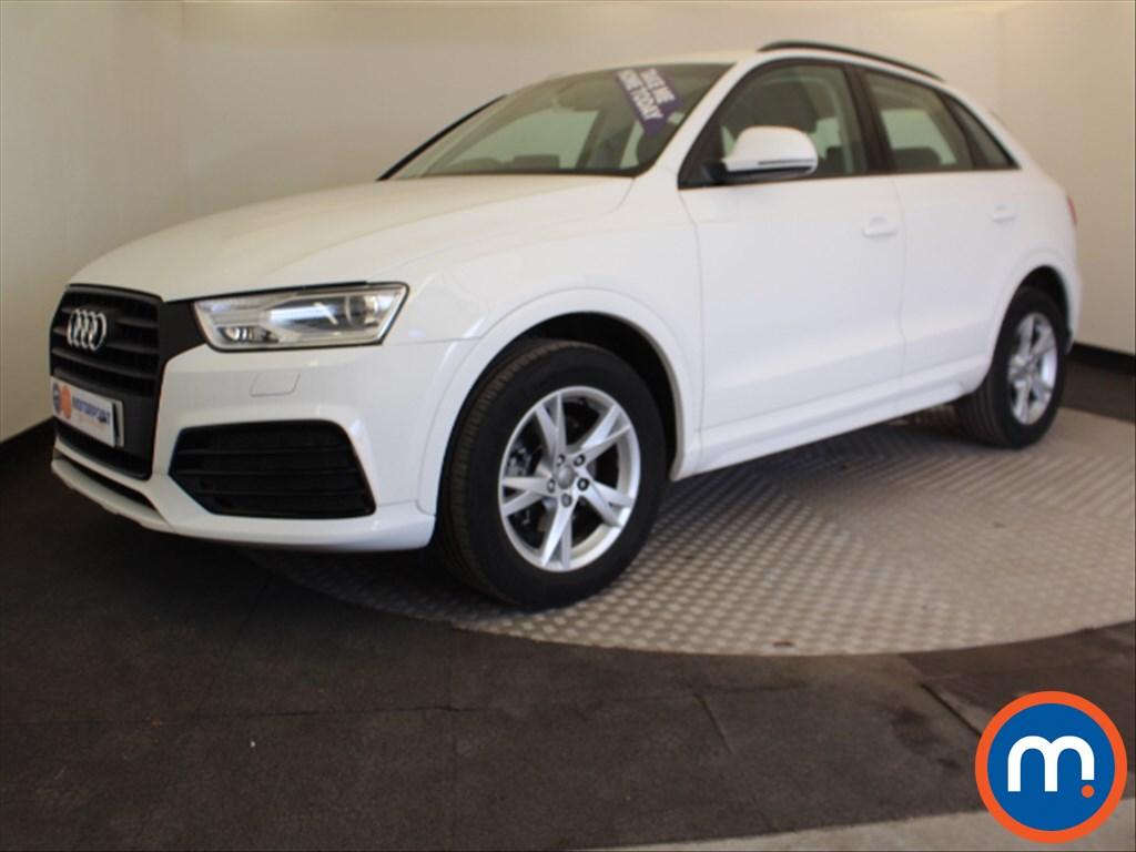 Audi Q3 Sport - Stock Number 1059508 Passenger side front corner