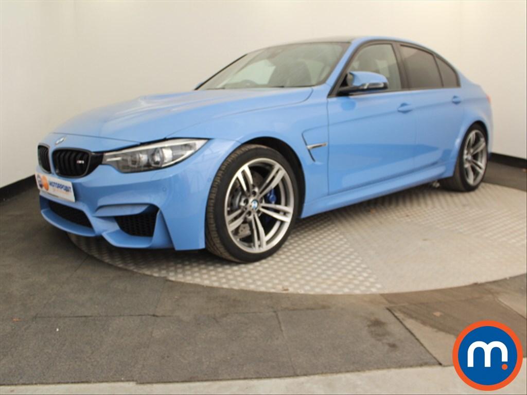 BMW M3 M3 - Stock Number 1061155 Passenger side front corner