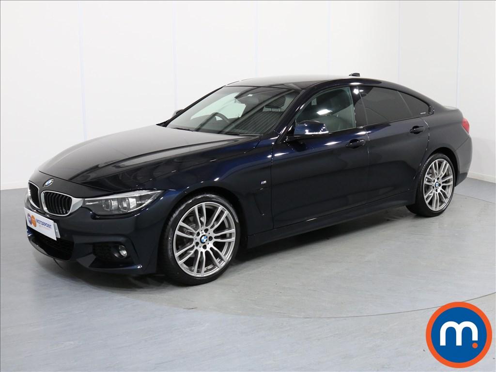 BMW 4 Series M Sport - Stock Number 1058478 Passenger side front corner