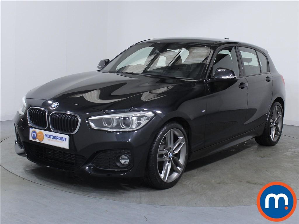 BMW 1 Series M Sport - Stock Number 1059404 Passenger side front corner