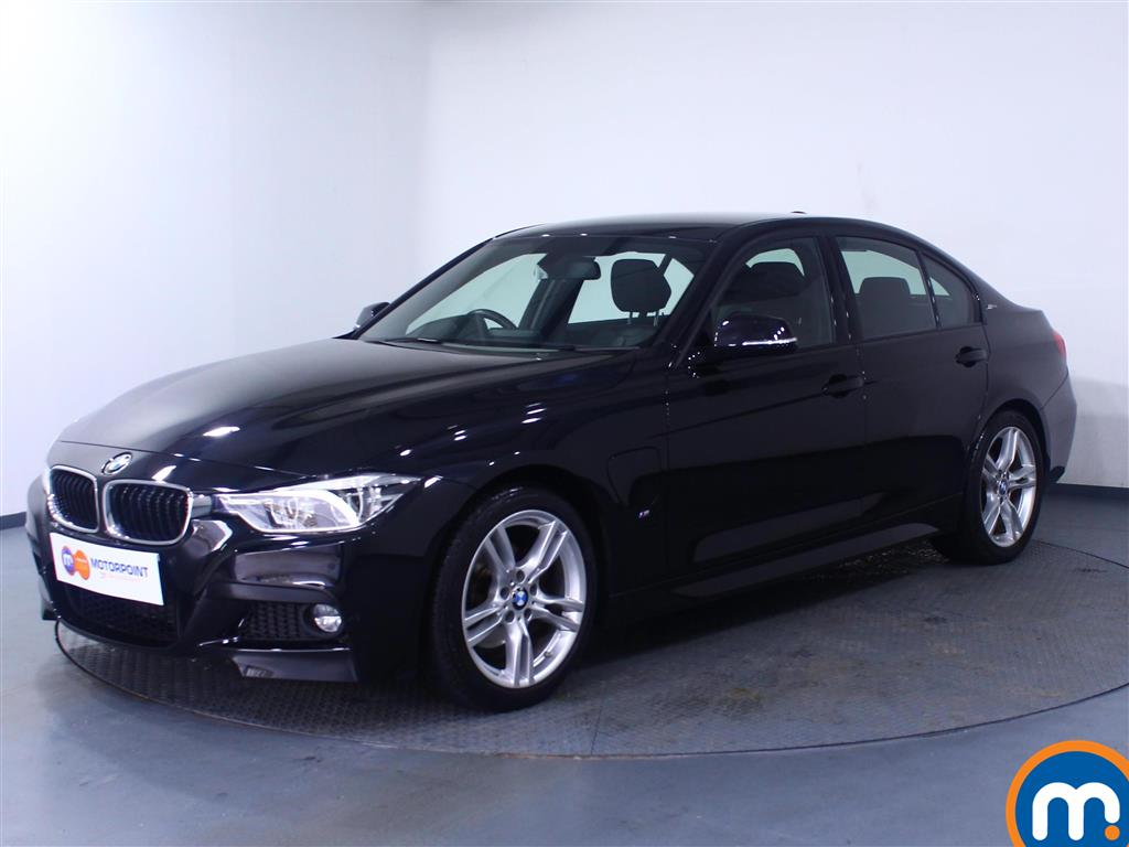 BMW 3 Series M Sport - Stock Number 1060243 Passenger side front corner