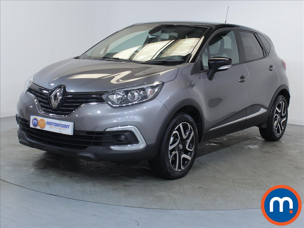Renault Captur Iconic - Stock Number 1052296 Passenger side front corner