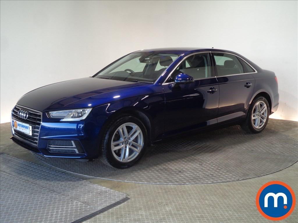 Audi A4 SE - Stock Number 1056167 Passenger side front corner