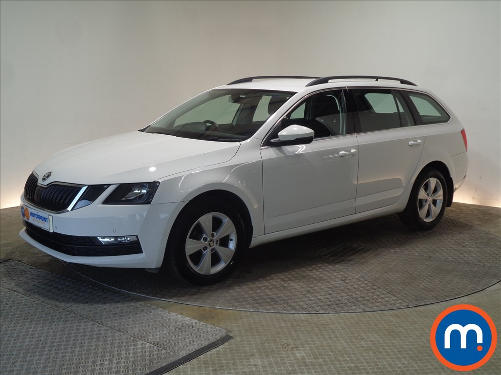 Skoda Octavia SE Technology - Stock Number 1059519 Passenger side front corner