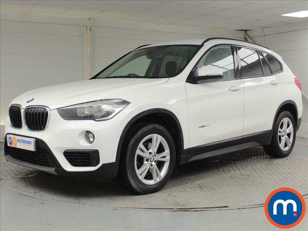 BMW X1 SE - Stock Number 1058049 Passenger side front corner